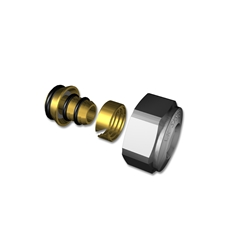 LK Connection Coupling RF 17x2,0 Product image (LKS)