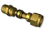 LK Coupling male thread Product image (LKS)