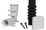 LK Drainage elbow complete Product image (LKS)