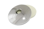 "LK Rosette 80 mm 1/2"" chrome-plated Product image (LKS)"