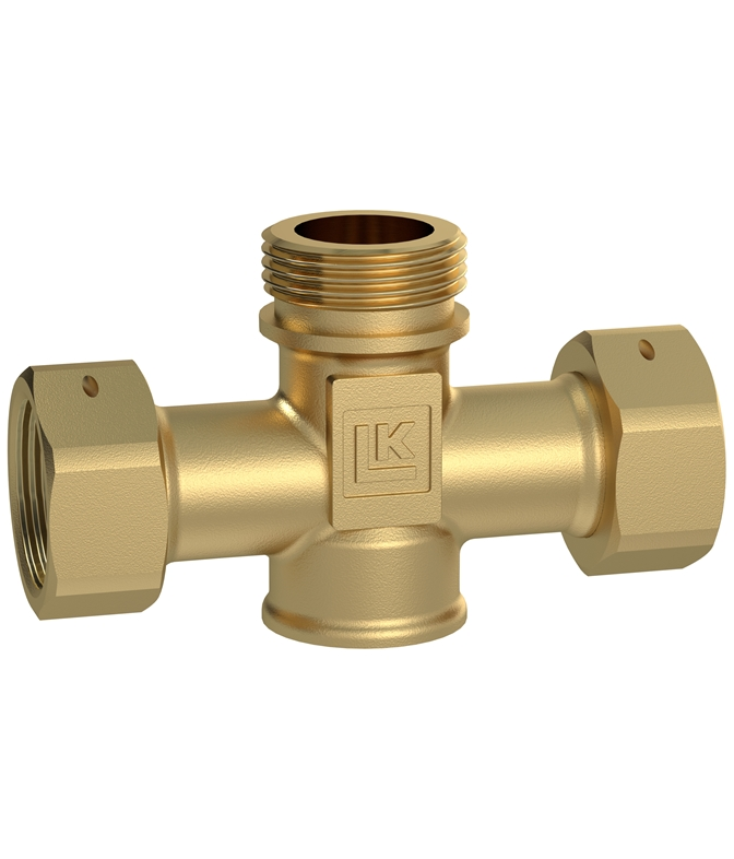 LK 931 - Male / Female / Rotating nut  Product image (LKA)