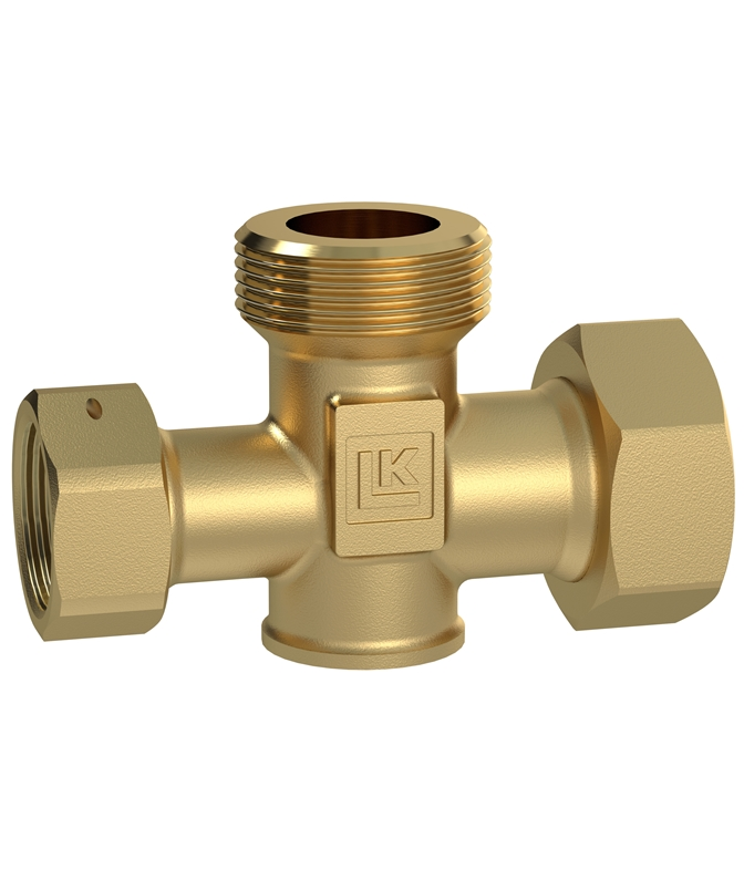 LK 934 - Male / Rotating nut / Female Product image (LKA)