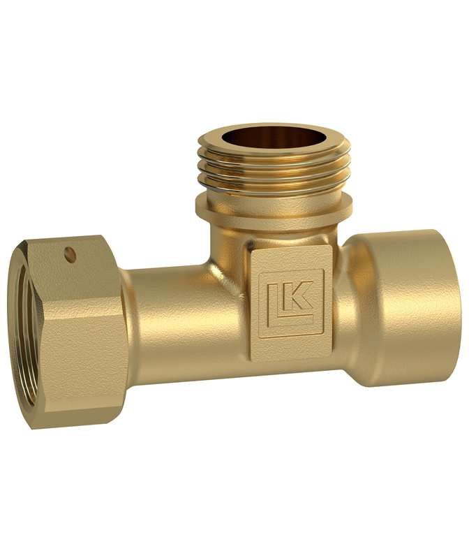 LK 936 - Female / Male / Rotating nut  Product image (LKA)
